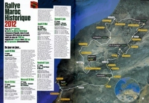 Rallye du Maroc Historique | Agadir | Scoop.it