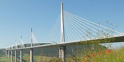 Aveyron : les entrailles du viaduc de Millau s'ouvrent à la visite | L'info tourisme en Aveyron | Scoop.it