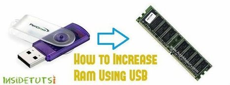 How to Increase RAM Using USB | SEO | Scoop.it
