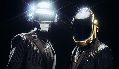 Daft Punk: Pioneers of EDM   PRO EDM News   Scoop.it