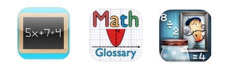 3 New Math iPad Apps for Your Students ~ Educational Technology and Mobile Learning | Education | Scoop.it