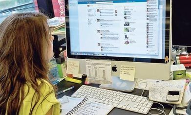 Turn your Twitter and Facebook skills into a career - The Guardian | Using social media as a reliable research tool | Scoop.it