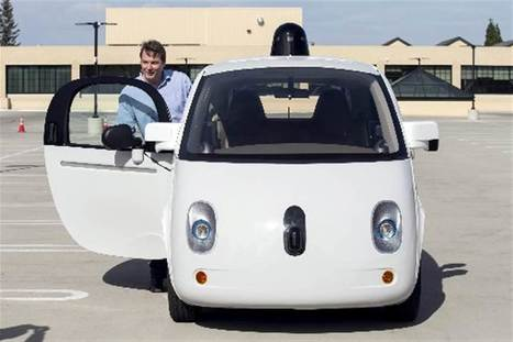 Google Robot Car Bears 'Some Responsibility' in California Accident | California Car Accident and Injury Attorney News | Scoop.it
