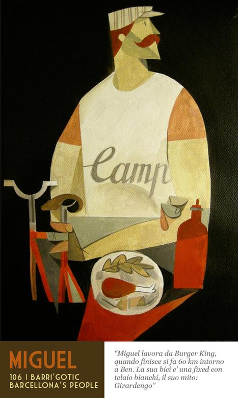 Illustrations by Riccardo Guasco | InspireFirst | Tessa Winship.com Children's Picture Books | Scoop.it