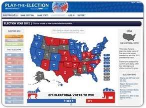Rand McNally Education :: Play the Election | MS Geography Resources | Scoop.it