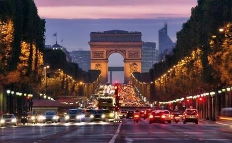 Du cyclotourisme de luxe : le tour des plus grands hotels et restaurants des capitales | Food 2.0 | Scoop.it