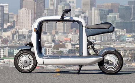 Lit Motors Seeks KickStarter Funding for Kubo Scooter - Motorcycle.com News | Scooters and Vespas | Scoop.it