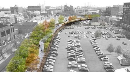 Philadelphia to turn disused overhead railway into much-needed parkland | Stu Robarts | GizMag.com | @The Convergence of ICT & Distributed Renewable Energy | Scoop.it