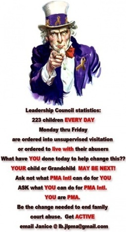 STATISTICS/ JOIN US FOR CHANGE « Protective Mothers' Alliance ... | Mother Bias Family Courts | Scoop.it