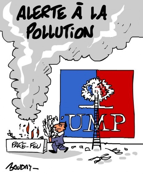 Alerte au pic de pollution | Baie d'humour | Scoop.it