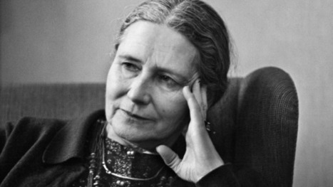 Nobel Author Doris Lessing Dies at 94 - Hollywood Reporter | CLOVER ENTERPRISES ''THE ENTERTAINMENT OF CHOICE'' | Scoop.it