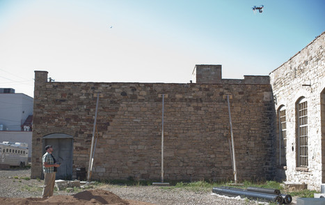 Using Quadcopters for Photogrammetry | Heron | Scoop.it