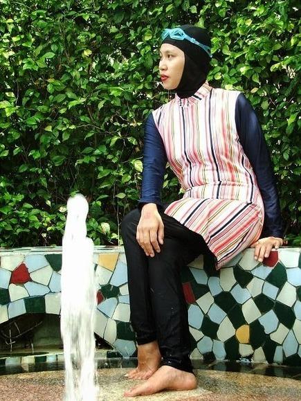8 Gambar Baju Renang Muslimah Samira Murah dan Trendy | Kumpulan Tips Kecantikan dan Kesehatan | Scoop.it