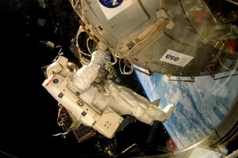 Fungi and Lichens Just Survived 18 Months On The Outside Of The ISS - Which Means They Might Be Able To Survive On Mars Too   Media Cultures: Microbiology in the news   Scoop.it