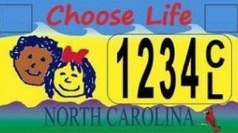 Judge finds NC 'Choose Life' plates unconstitutional | MN News Hound | Scoop.it