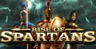 The Rise of Spartans is coming out! | Lotus Group of Online Casinos | Scoop.it