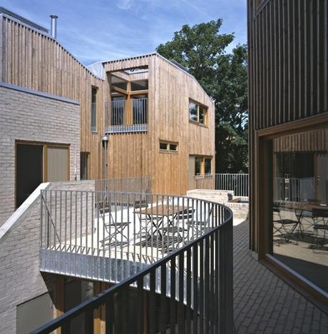 Copper Lane review –  an appealing, harmonious, cost-effective model for communal living   Arquitectura cohousing - vivienda colaborativa   Scoop.it