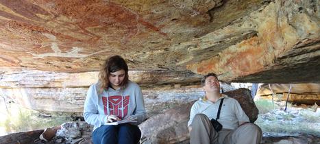 Analysing Jawoyn rock-art in Arnhem Land   Teaching history and archaeology to kids   Scoop.it