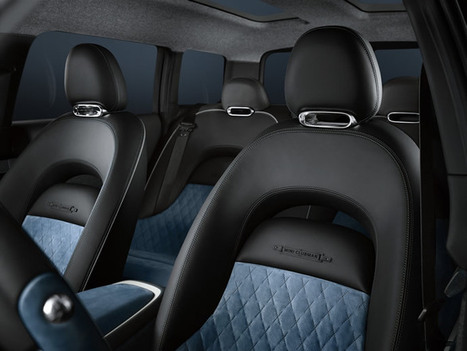 Mini Clubman Concept is longer, spacious and way cooler | MINDS OF LUXURY | Scoop.it