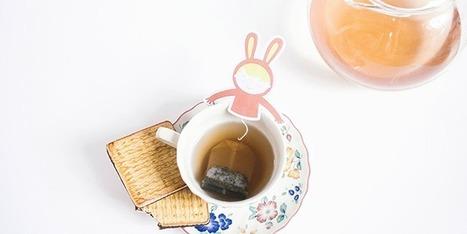 DIY – Tea bag | Become a Dinosaur | DIY pour enfants | Scoop.it