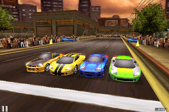Fast & Furious 5 landscape Full Touchscreen Java game for Nokia Asha 305, 308, 309, 311 | App Nokia Game | bulshit | Scoop.it