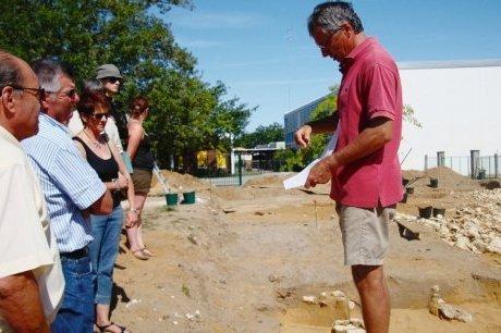 Tumulus des Sables : Les fouilles sont finies   World Neolithic   Scoop.it