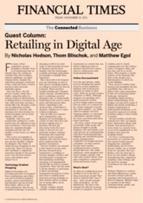 Retailing in Digital Age | Digital Retail | Scoop.it