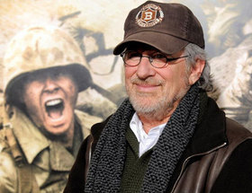 "Spielberg: ""Hollywood a trop longtemps glamourisé la guerre"" 