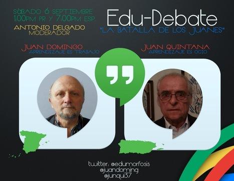 Edumorfosis: [EduDebate] Aprendizaje es Trabajo vs Aprendizaje es Ocio | APRENDIZAJE | Scoop.it