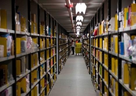 Amazon's new Edinburgh warehouse sparks 1-hour delivery hopes | Today's Edinburgh News | Scoop.it