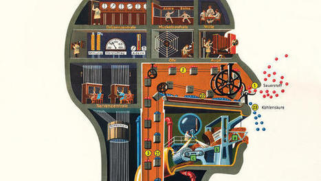 The Best Of Fritz Kahn, The Grandfather of Data Visualization | Social and digital network | Scoop.it