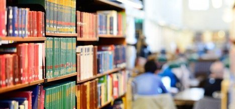 23 Great Library Blogs | The tools of the teaching trade | Scoop.it
