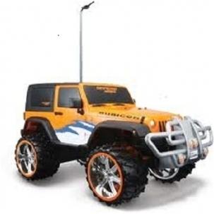 Maisto Jeep Wrangler Rubicon Orange Colour | Adventure World | Scoop.it