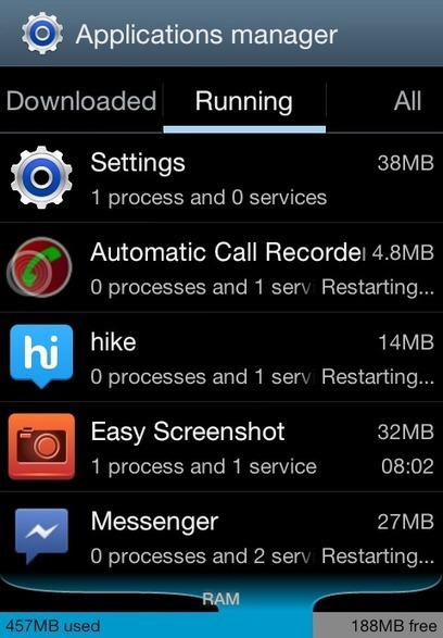 Free Up RAM Space On Android Ultimate Cool Tips Tricks : Run Many Apps - Cool Tips And Tricks Of Internet That Makes You Feel Awesome | CoolTipsTricks.Com | Scoop.it