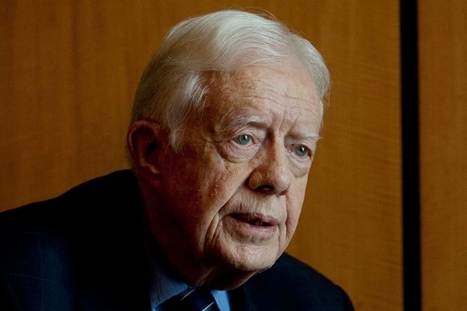 "#JimmyCarter: The #US Is an "" #Oligarchy With Unlimited Political Bribery"" - The Intercept #corruption 