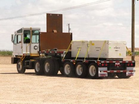 Texas site begins taking federal nuclear waste | Sustain Our Earth | Scoop.it