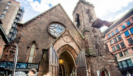 Rent a Historic Church Turned Retail Space at Limelight Shops ...   News about Commercial Real Estate   Scoop.it