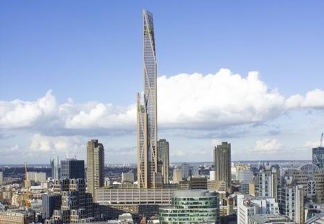 El imponente rascacielos de madera que construirán en medio de Londres | retail and design | Scoop.it