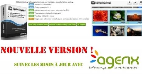 RSMediaGallery! 1.9.19 & 1.9.20 | Agerix; les news | Scoop.it