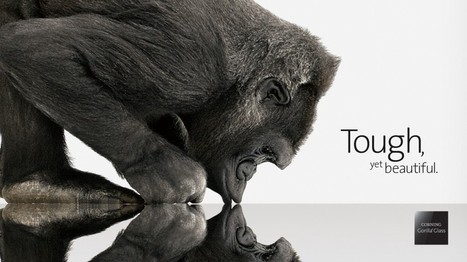 Tougher Glass for Rougher Falls: Gorilla Glass 4 is here! | Mobile app development | Scoop.it