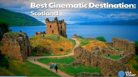 Scotland tops USA Today film location poll - BBC News | Culture Scotland | Scoop.it
