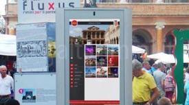 Rimini, altri quattro 'totem' interattivi per i turisti con informazioni sulla città | altarimini.it | Accoglienza turistica | Scoop.it