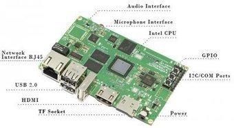 Nouveau concurrent de taille pour le Raspberry | Actualités de l'open source | Scoop.it