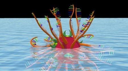Nanorobot takes on hepatitis C virus, wins   Longevity science   Scoop.it