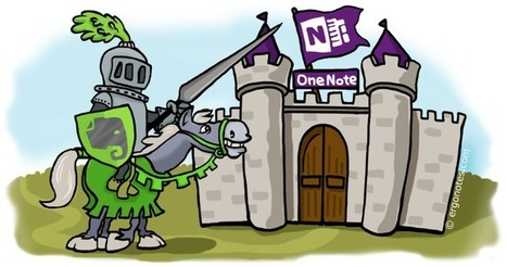 Web Apps: Evernote vs OneNote | Web Apps | Scoop.it