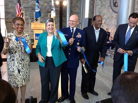Ribbon cut at new Coast Guard HQ in southeast DC - WTOP | US Coast Guard | Scoop.it