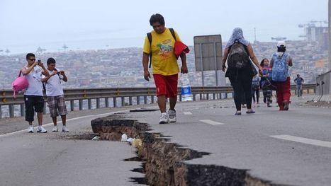Des séismes provoqués par l'injection d'eau dans le sous-sol | Autres Vérités | Scoop.it
