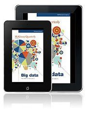 Big data - Complimentary access to latest McKinsey Quarterly tablet edition | Health informatics and technology | Scoop.it