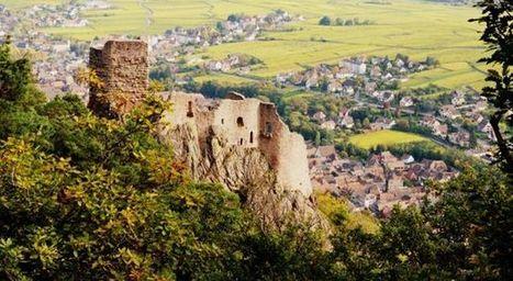 Bien-etre a l'Alsacienne - Wine Passport | Route des vins | Scoop.it