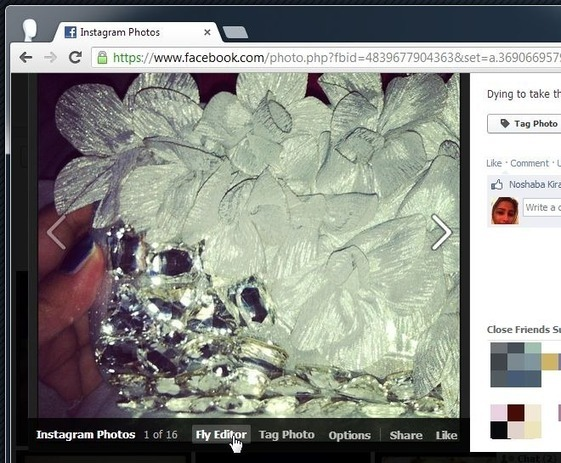 Add Aviary Photo Editing Tools & Filters To Facebook In Chrome